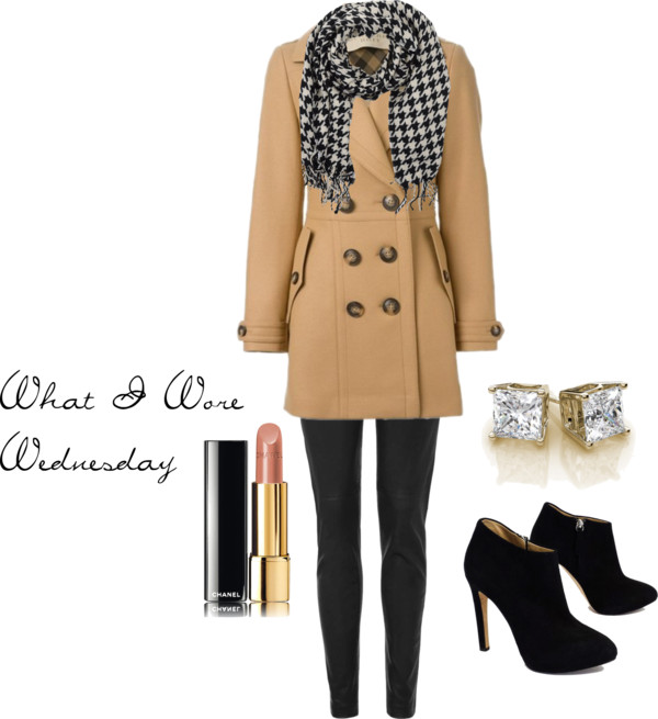 what I wore Wed