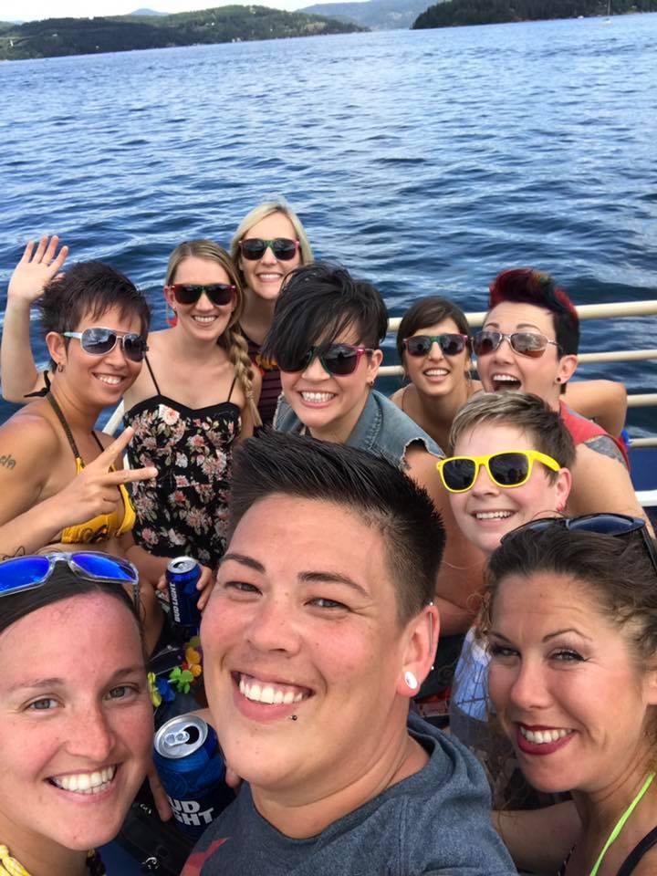 Pride cruise 2017