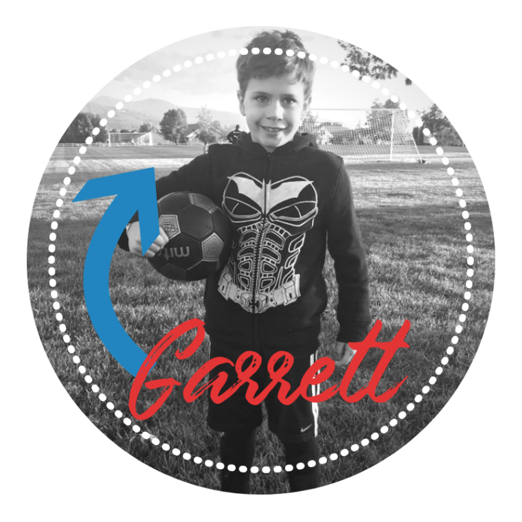 garrett badge